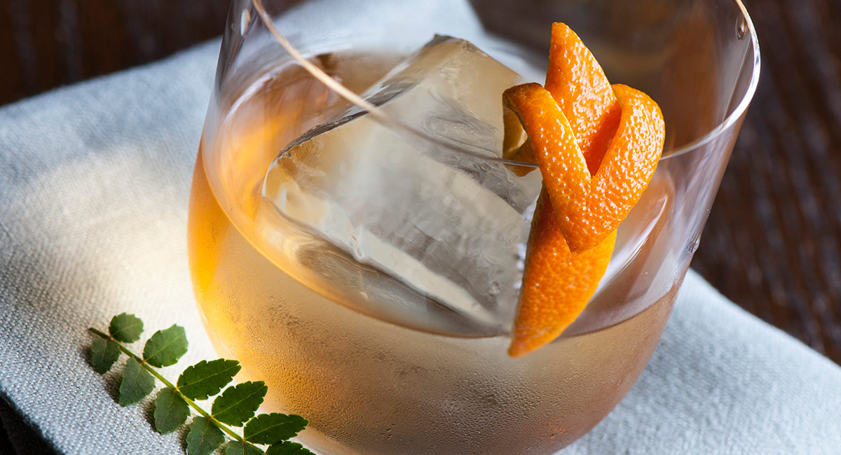 Old Fashioned, By Drinskfusion.com