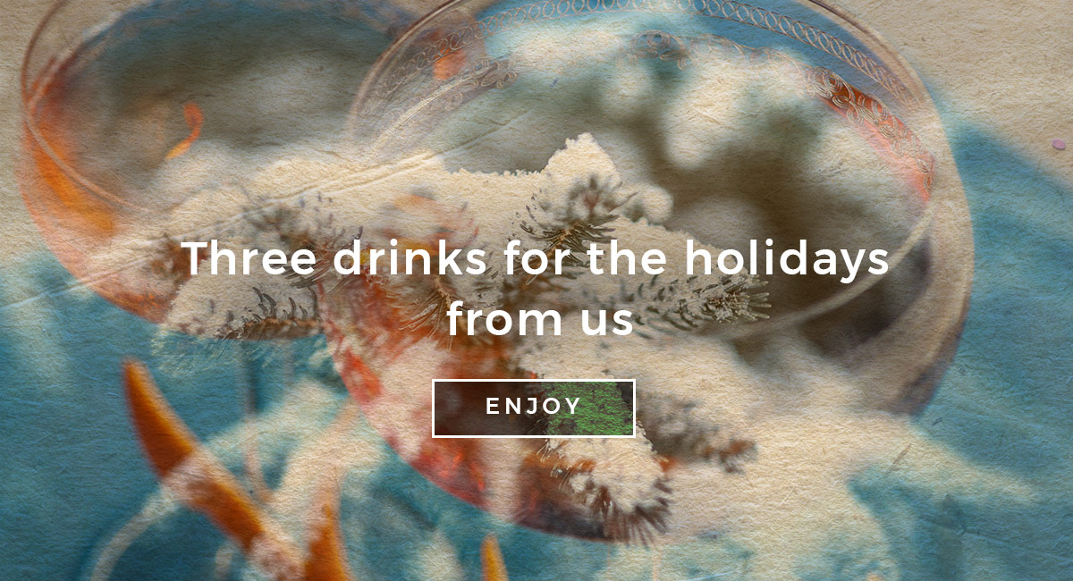 Festive drinks from drinksfusion.com