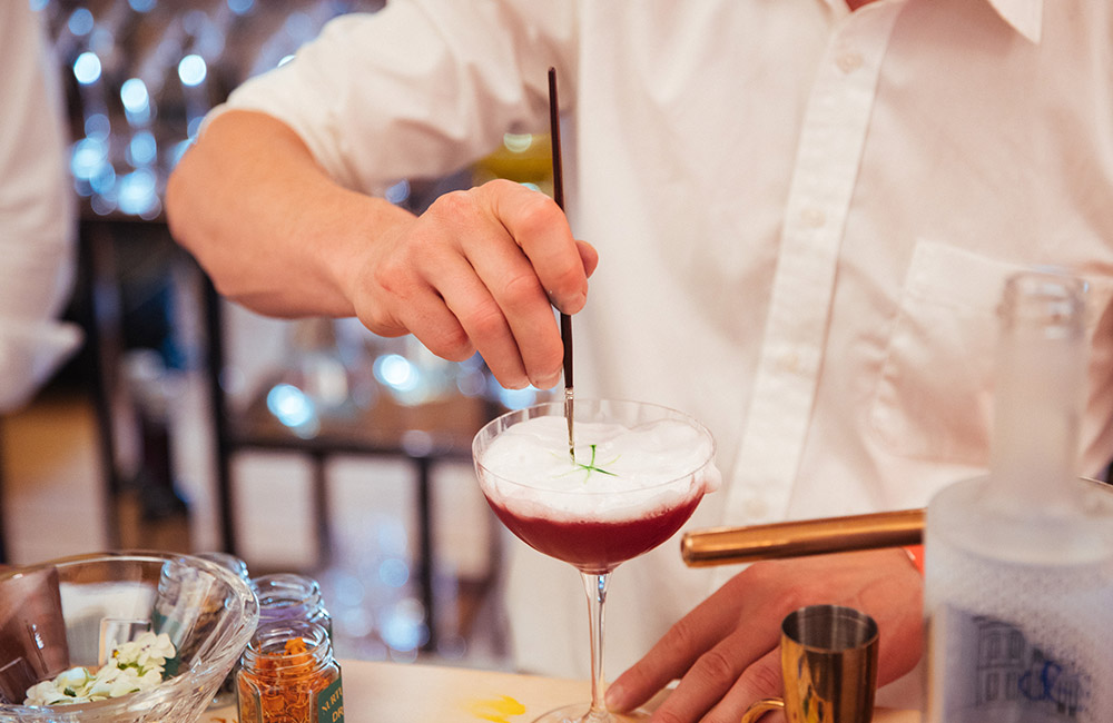 Top ten RA drink recipes | The Painters Tipple