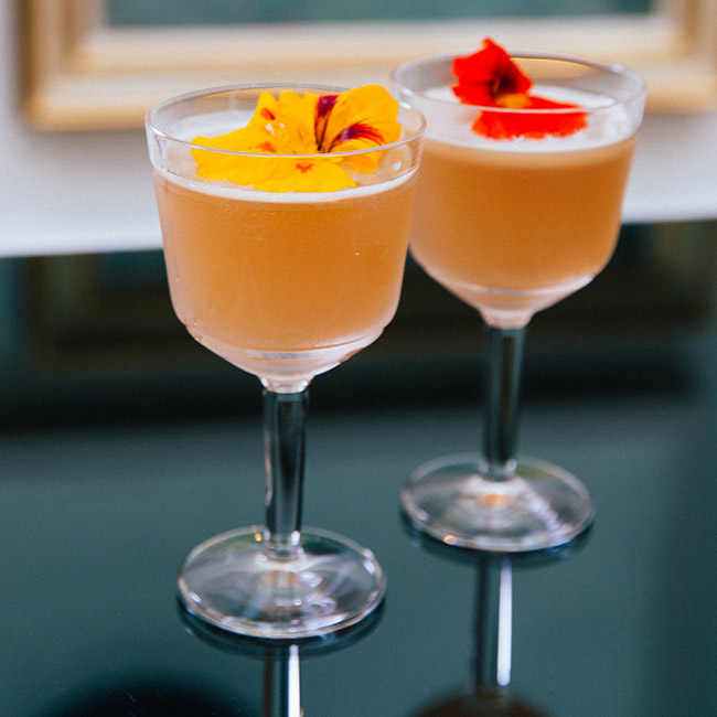 Top ten RA drink recipes | Apples & Peaches Punch