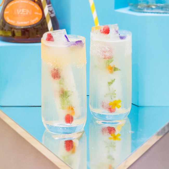 Top ten RA drink recipes | The Colour's of Summer